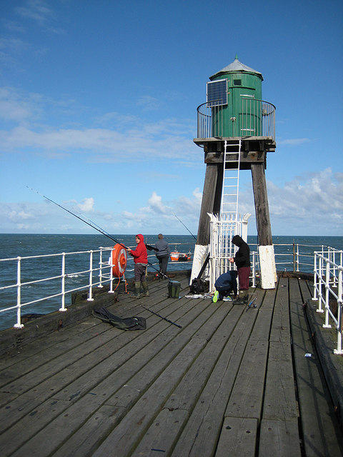 Fishing by the starboard light
