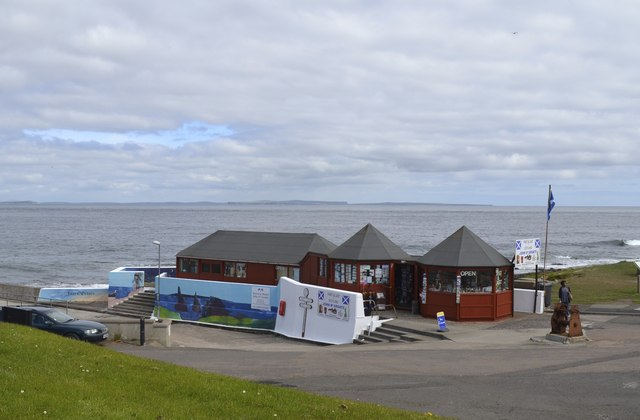 First and Last Shops at John O'Groats, Wick, Caithness - 2