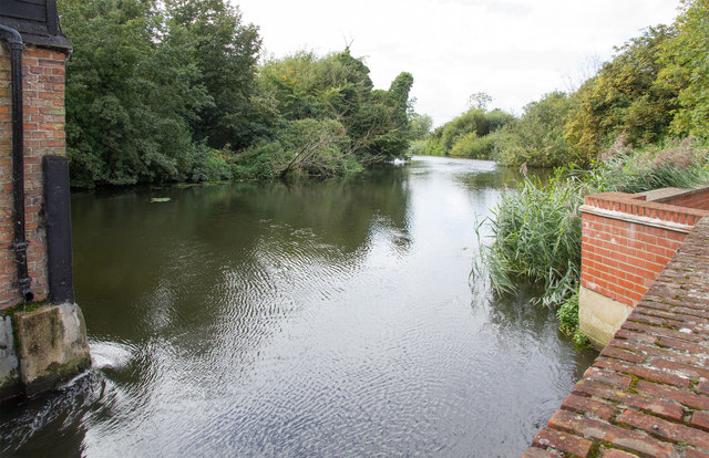 River Great Ouse, Houghton Mill