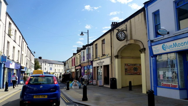 Canon Street, Aberdare