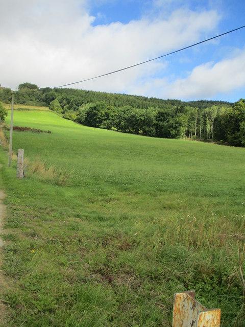 Farmland at Balhomais