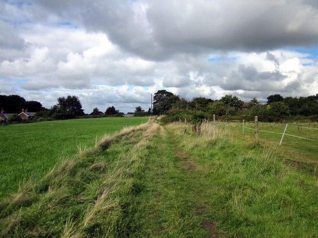 The Sandstone Trail at Burwardsley
