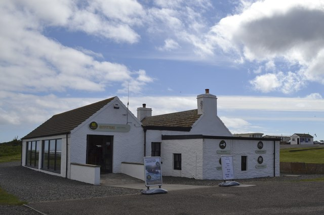 Outdoor Shop, Activity Centre and Laat House Museum at John O'Groats