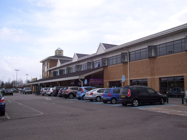 Morrisons at Rogerstone