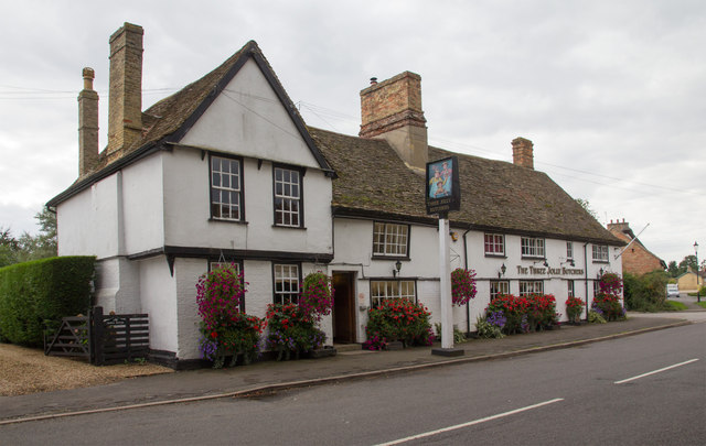 The Three Jolly Butchers, Wyton
