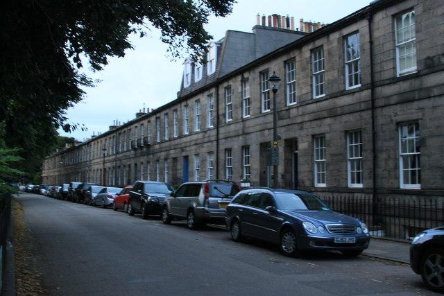 Warriston Crescent Edinburgh