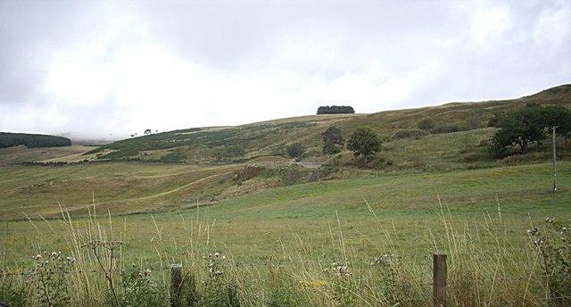 Hill of Corbanchory