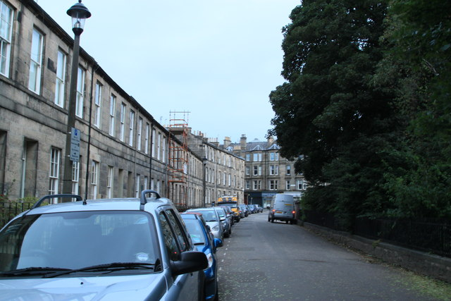 Warriston Crescent Edinburgh