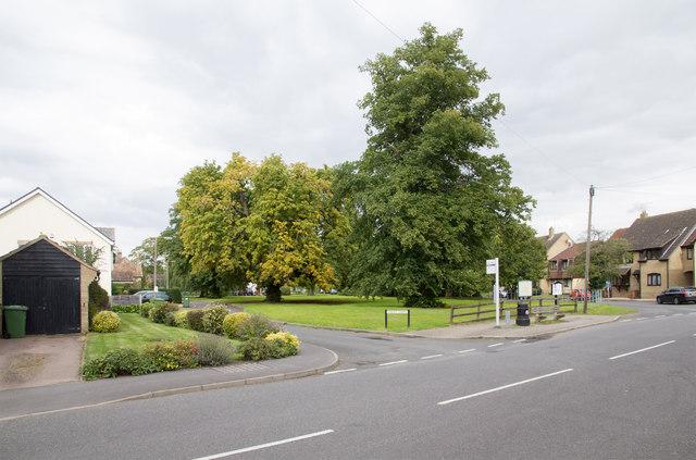 Loxley Green, Wyton