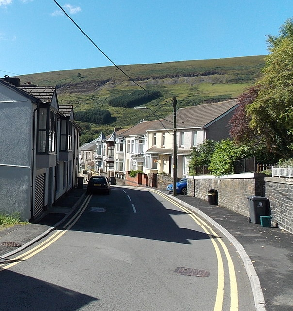 Cwmcelyn Road, Blaina