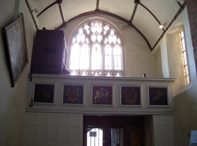 St Martin's gallery
