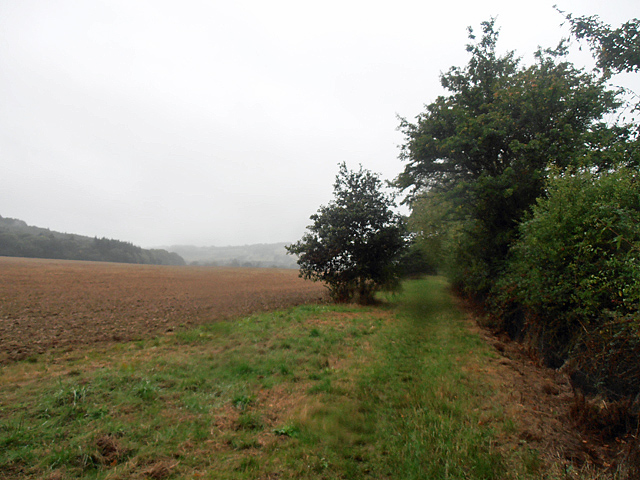Winchcombe Way 001 (in the rain)