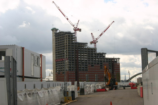 Student accommodation, London E20