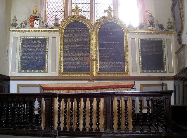 St Martin's altar