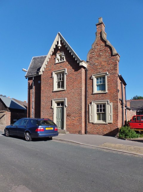 Church Gate, Hedon, Yorkshire