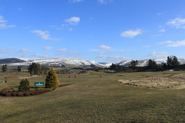 Kings Course Gleneagles