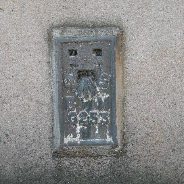 Flush Bracket G253