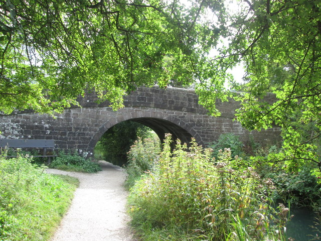 Bridge over the Cromford Canal