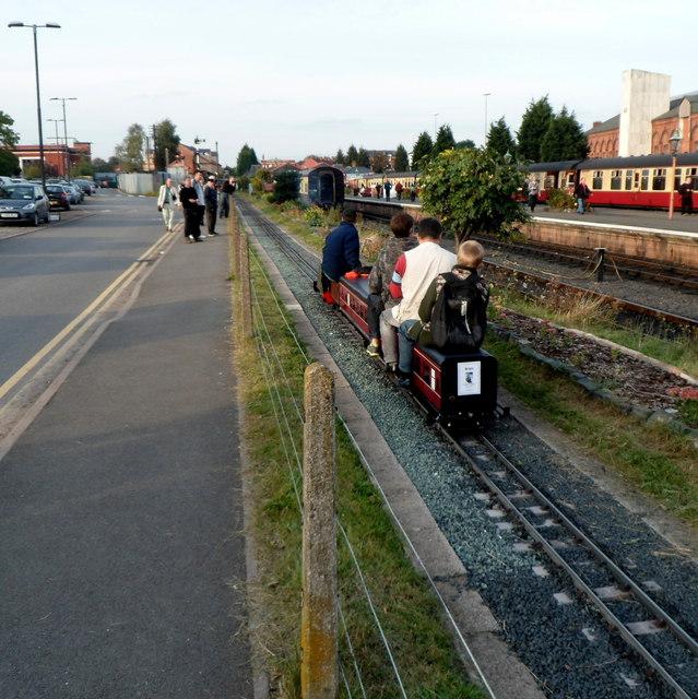Coalyard Miniature Railway in Kidderminster