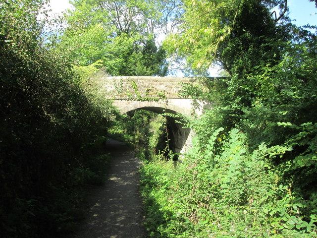 Bridge over the canal near Leashaw Farm
