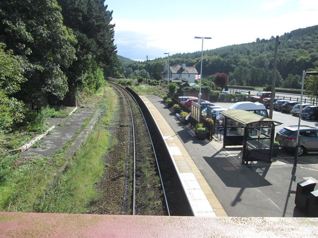Whatstandwell station