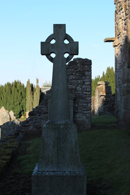 Muthill Old Church Churchyard