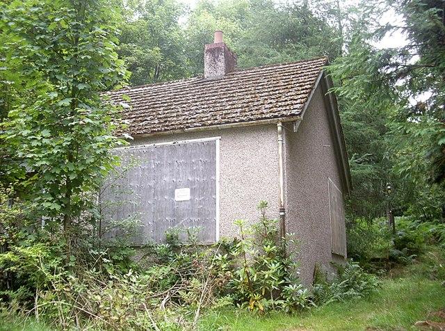 Former gatehouse, Glen O'Dee hospital grounds