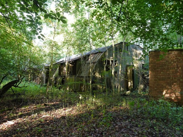 'Camp Site (disused)' - by Sheepwalk Lane