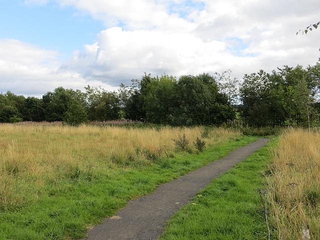 Path, Crook of Devon