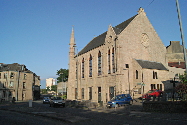 Former Orangefiled Baptist Church
