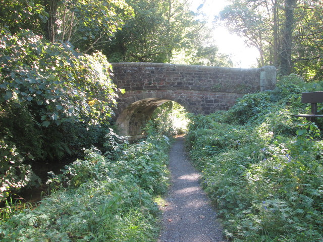 Crich Chase Bridge, Cromford Canal