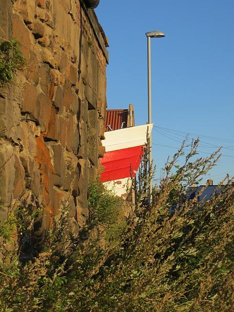 Fishing boat, Cockenzie