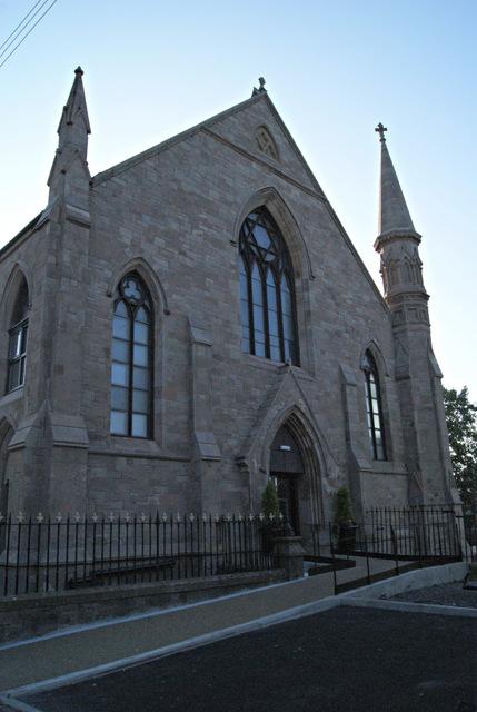 Former Orangefiled Baptist Church