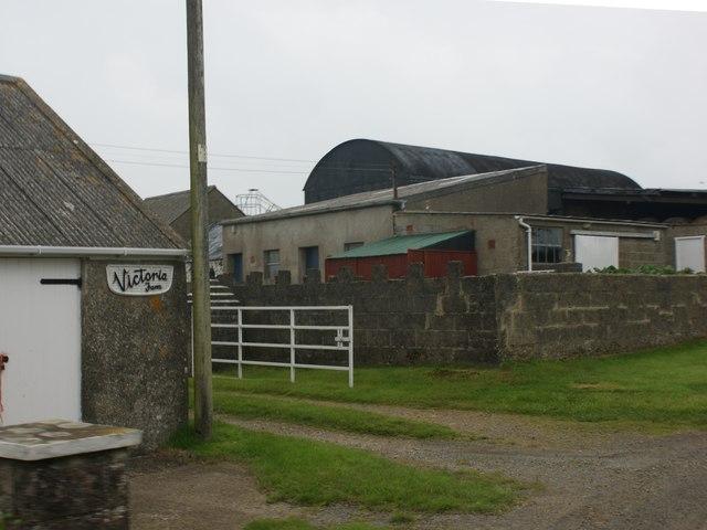 Victoria Farm near Newton Cross