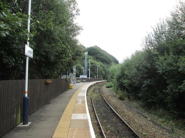 Ambergate station