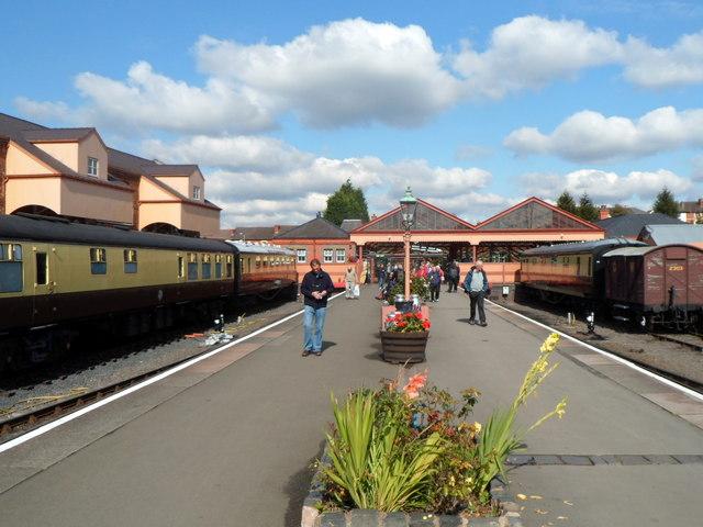 Kidderminster Town railway station