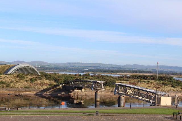 The Big Idea & Bridge of Scottish Invention, Irvine