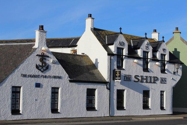 The Ship Inn, Harbour Street, Irvine