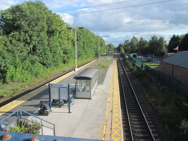 Duffield station