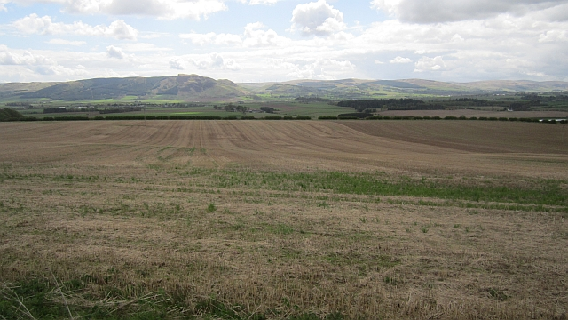 Arable land near Trinity Gask