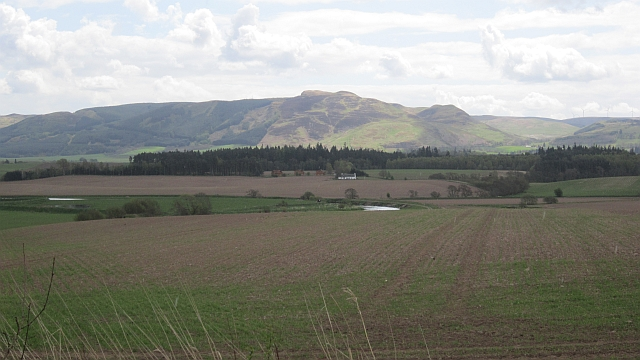Arable land , Trinity Gask