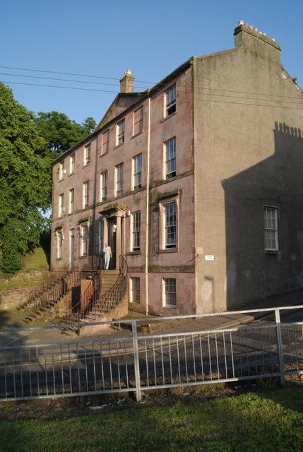 Former Renfrewshire Bank building