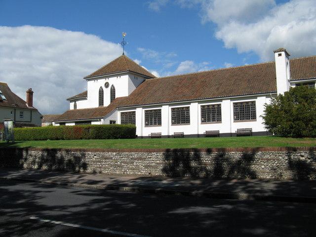 St Mary's Church Hampden Park