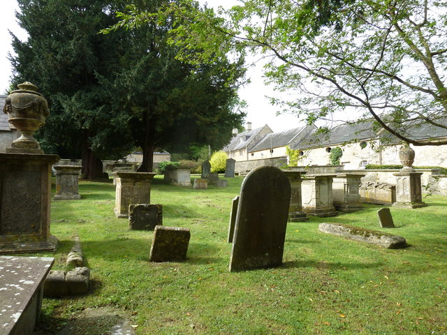 Combe Hay Churchyard (a)