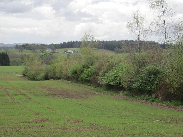 Arable land, Caerlaverock