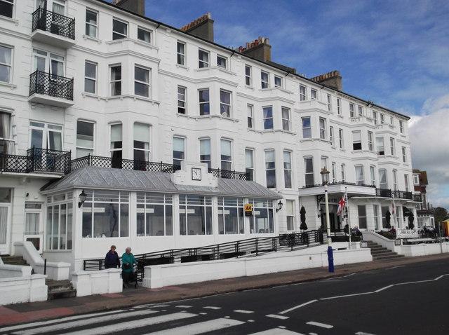 The Langham Hotel, Eastbourne