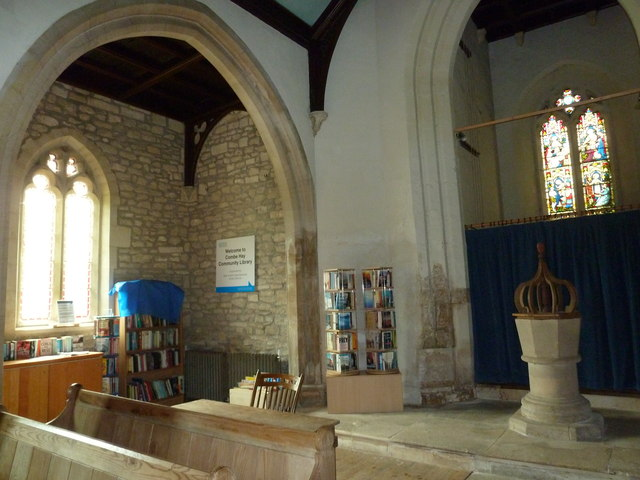 Inside Combe Hay Church (A)