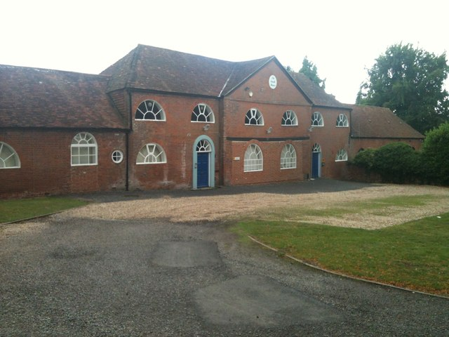 Old Stables to Kempshott House