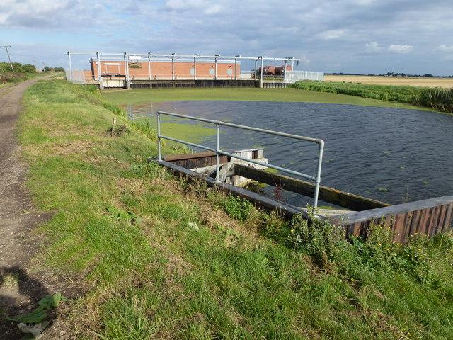 Bevill's Leam Pumping Station
