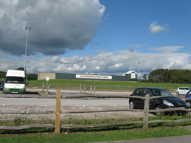 Eastbourne Sports Park by Sussex Downs College